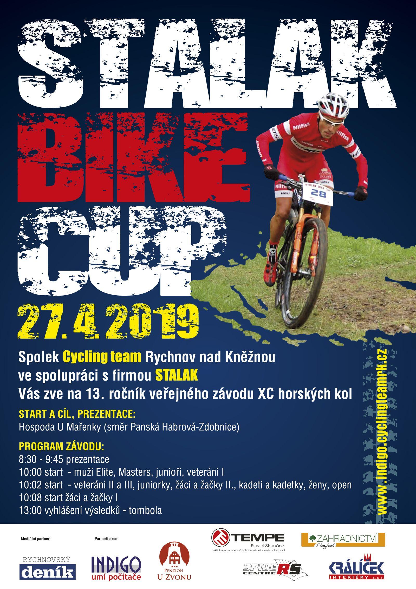 Stalak bike cup 2019 - fotogalerie