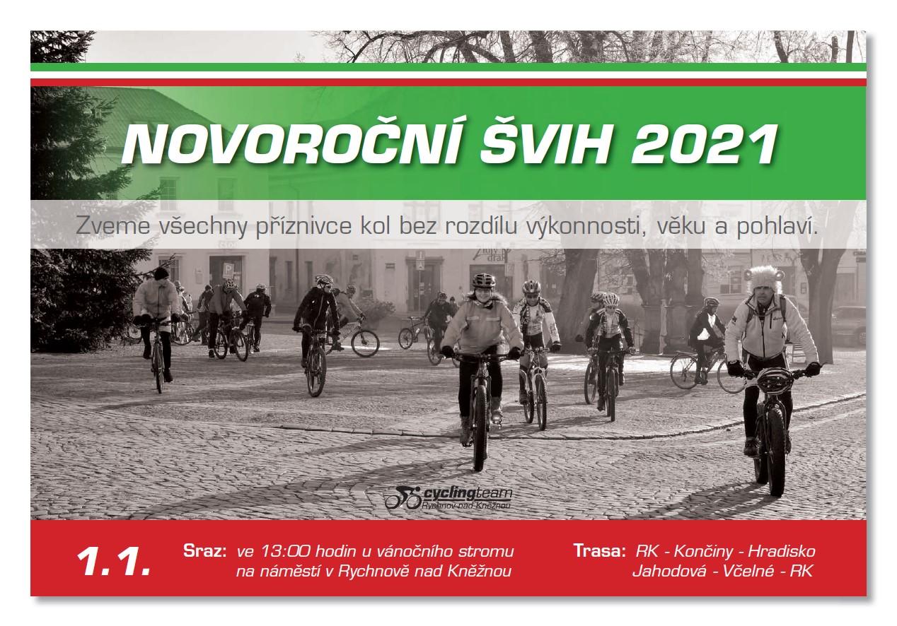 ZRUŠENO - Novoroční švih 2021 - fotogalerie