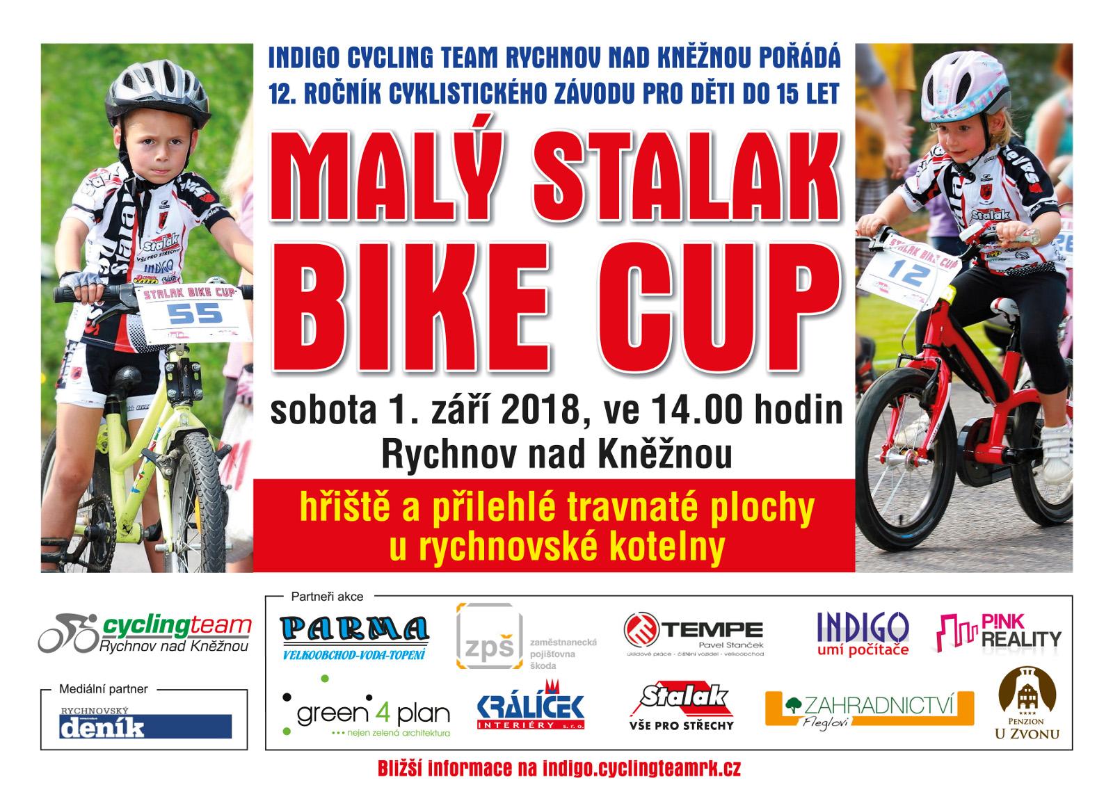 Malý Stalak Bike Cup 2018 - fotogalerie