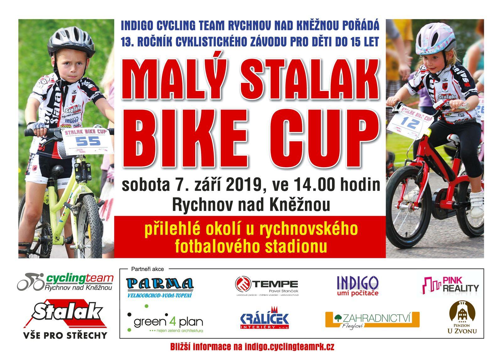 Malý Stalak Bike Cup 2019 - fotogalerie