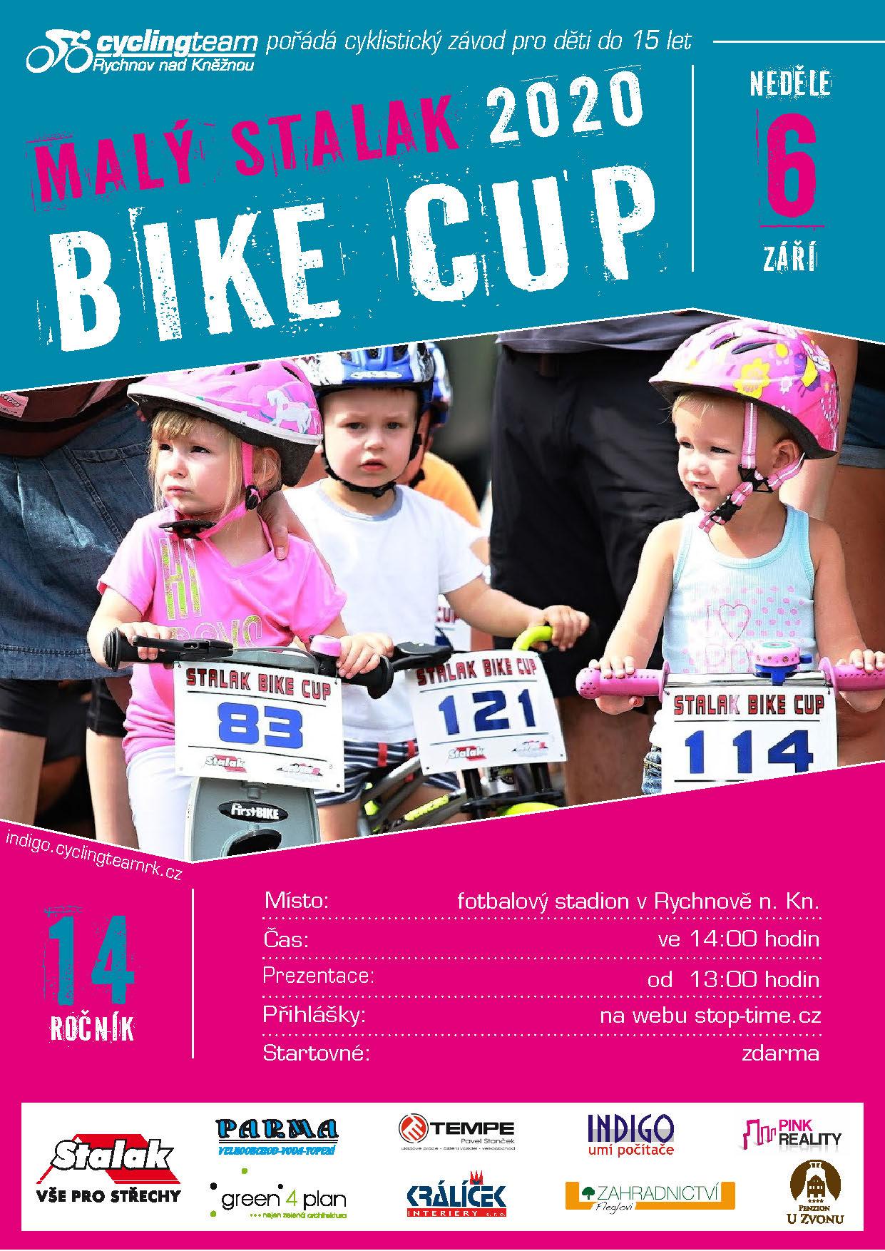 Malý Stalak Bike Cup 2020 - fotogalerie